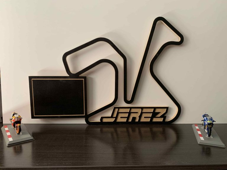 Circuito de Jerez Con Nombre y Foto