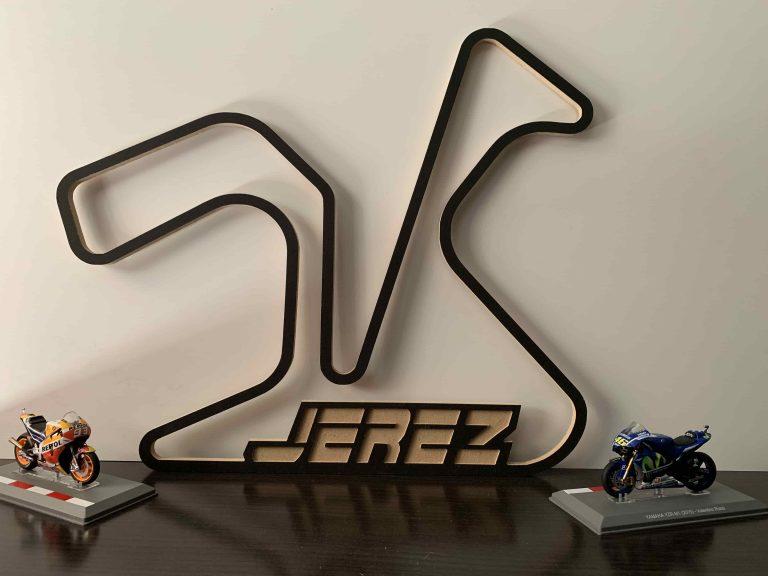 Circuito de Jerez con Nombre