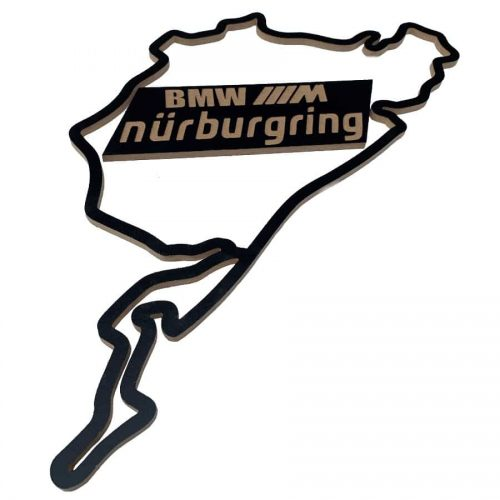 circuito nurburgring madera bmw