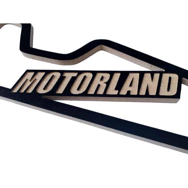 circuito motorland aragon madera