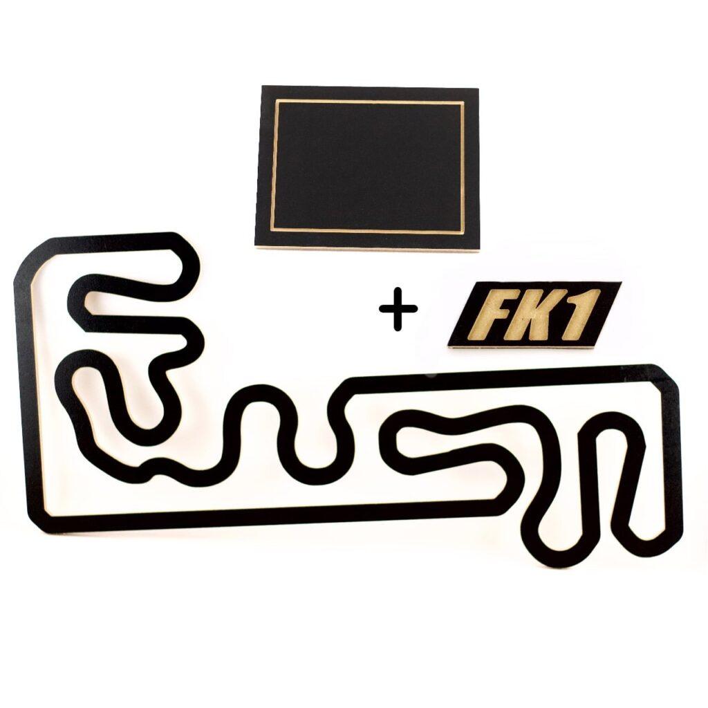 Circuito FK1 VILLAVERDE DE MEDINA