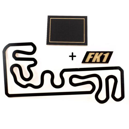 circuito de madera fk1